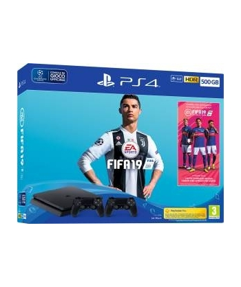 PS4 Console 500GB F Chassis...