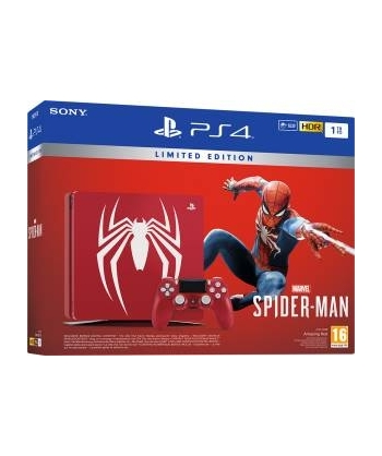 PS4 Console 1TB Limited...