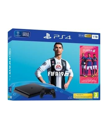 PS4 Consola 1TB F Chassis...