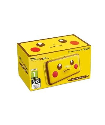 New 2DS XL Consola Pikachu...