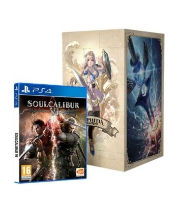 PS4 Soul Calibur VI -...