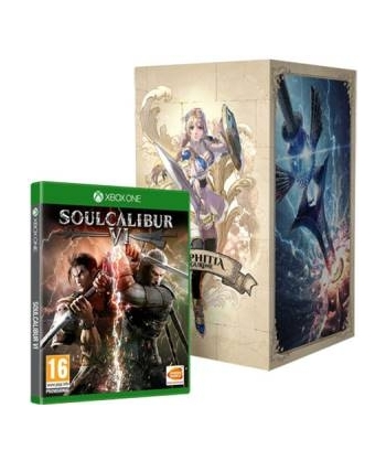XBOX ONE Soul Calibur VI -...
