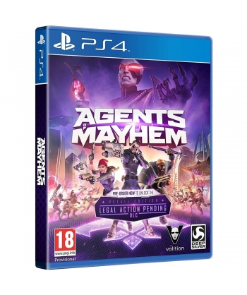 PS4 Agents of Mayhem - One...