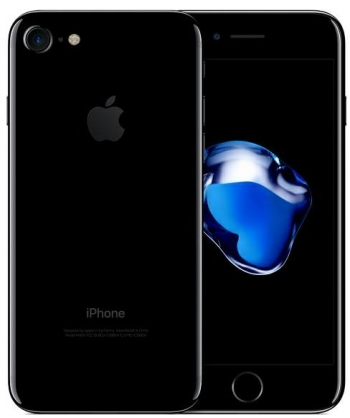 Apple iPhone 7 128GB Jet Negro